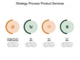 Strategy Process Product Services Ppt Powerpoint Presentation Styles Slides Cpb