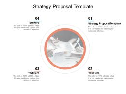 Strategy Proposal Template Ppt Powerpoint Presentation Gallery Graphics Cpb