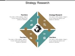 Strategy Research Ppt Powerpoint Presentation Inspiration Graphics Pictures Cpb