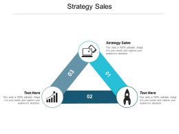Strategy Sales Ppt Powerpoint Presentation Slides Smartart Cpb