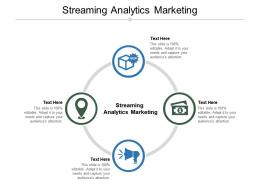 Streaming Analytics Marketing Ppt Powerpoint Presentation Show Template Cpb