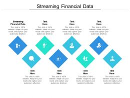Streaming Financial Data Ppt Powerpoint Presentation Gallery Guidelines Cpb
