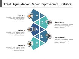 Street Signs Market Report Improvement Statistics Waste Management Cpb