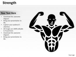 Strength 91