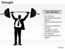strength diagram