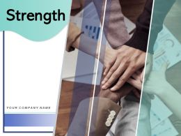 Strength Measure Awareness Investments Revenue Business