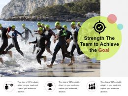Strength The Team To Achieve The Goal