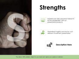 Strengths Dollar Ppt Powerpoint Presentation Portfolio Background Designs