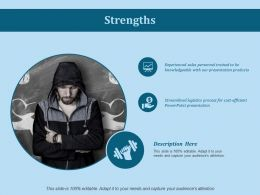 Strengths Ppt Styles Example