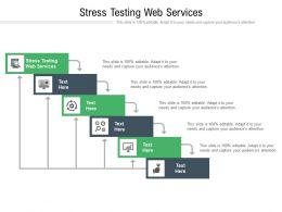 Stress Testing Web Services Ppt Powerpoint Presentation Professional Slide Portrait Cpb