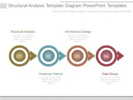 Structural Analysis Template Diagram Powerpoint Templates