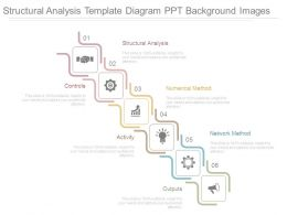 Structural Analysis Template Diagram Ppt Background Images