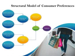 Structural Model Of Consumer Preferences