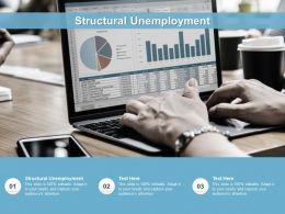 Structural Unemployment Ppt Powerpoint Presentation Styles Example Cpb