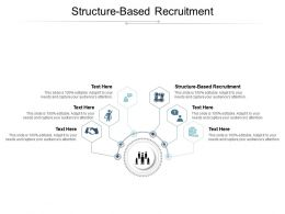 Structure Based Recruitment Ppt Powerpoint Presentation Slides Visual Aids Cpb