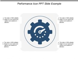 Structure Conduct Performance Icons