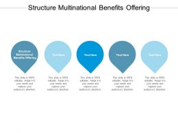 Structure Multinational Benefits Offerin Ppt Powerpoint Example Introduction Cpb