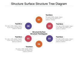 Structure Surface Structure Tree Diagram Ppt Powerpoint Presentation Infographic Template Graphics Cpb