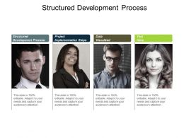 Structured Development Process Project Implementation Steps Data Visualized Cpb