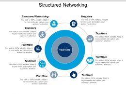 Structured Networking Ppt Powerpoint Presentation Model Shapes Cpb