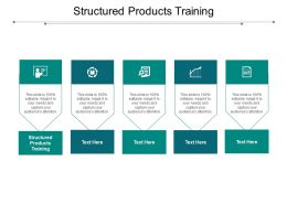 Structured Products Training Ppt Powerpoint Presentation Portfolio Styles Cpb