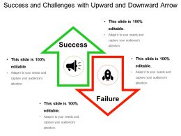 Success And Challenges With Upward And Downward Arrow