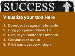 Success Future PowerPoint Templates And PowerPoint Backgrounds 0311  Presentation Themes and Graphics Slide02