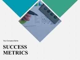 Success Metrics Powerpoint Presentation Slides
