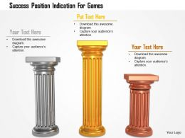 Success Position Indication For Games Image Graphics For Powerpoint