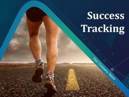 Success Tracking Powerpoint Presentation Slides