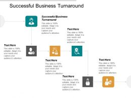 Successful Business Turnaround Ppt Powerpoint Presentation Portfolio Sample Cpb