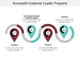 Successful Customer Loyalty Programs Ppt Powerpoint Presentation Icon Graphics Tutorials Cpb