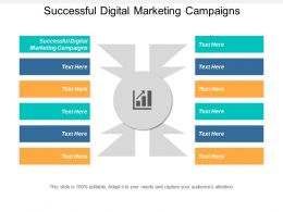 Successful Digital Marketing Campaigns Ppt Powerpoint Presentation Icon Ideas Cpb