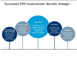 Successful Erp Implementation Benefits Strategic Planning Making Decision Cpb