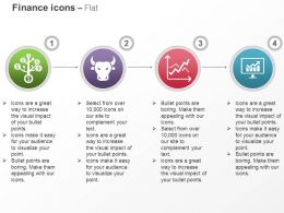 Successful Investment Bull Market Stock Market Financial Analytics Ppt Icons Graphics