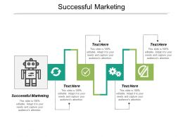 Successful Marketing Ppt Powerpoint Presentation Icon Vector Cpb