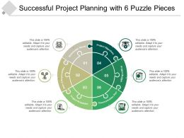 Successful Project Planning With 6 Puzzle Pieces