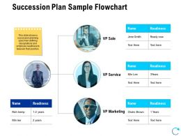 Succession Plan Sample Flowchart Ppt Inspiration Example Introduction
