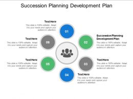 Succession Planning Development Plan Ppt Powerpoint Presentation Ideas Images Cpb