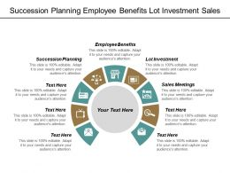 Succession Planning Employee Benefits Lot Investment Sales Meetings Cpb