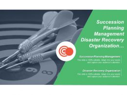 Succession Planning Management Disaster Recovery Organization Assessment Organizational Cpb