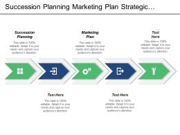Succession Planning Marketing Plan Strategic Planning Business Communication Cpb