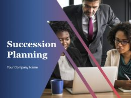 Succession Planning Powerpoint Presentation Slides