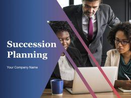 Succession Planning Powerpoint Presentation Slides