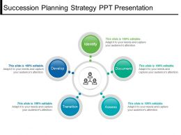 Succession Planning Strategy Ppt Presentation