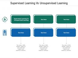 Supervised Learning Vs Unsupervised Learning Ppt Powerpoint Presentation Outline Model Cpb
