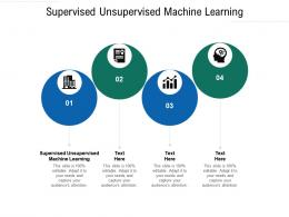 Supervised Unsupervised Machine Learning Ppt Powerpoint Presentation File Example Topics Cpb