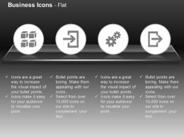 Supplier Input Propcess Output Ppt Icons Graphics