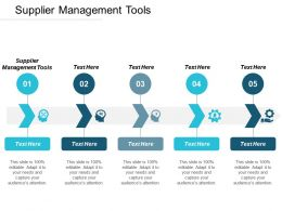 Supplier Management Tools Ppt Powerpoint Presentation Icon Demonstration Cpb