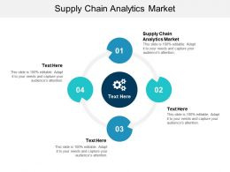 Supply Chain Analytics Market Ppt Powerpoint Presentation Styles Show Cpb